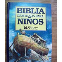 Biblia Ilustrada Para Niños-p.dura-ilust-reader Digest