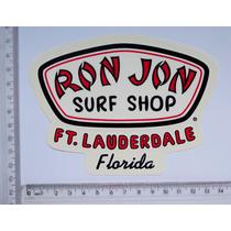 Adesivo Ron Jon Surf Ft Lauderdale Florida