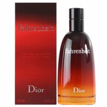 Perfume Fahrenheit 100ml Christian Dior - Original E Lacrado