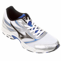 Tênis Mizuno Empower 2 White/royal Running Nº39 Novo