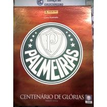 Lote Com 400 Figurinhas Diferentes Palmeiras 2015 Sem Álbum