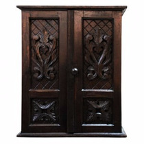 Muebles antiguos de madera en mercado libre m xico - Botiquin antiguo ...