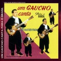 Cd Teixeirinha *um Gaucho Canta Para O Brasil