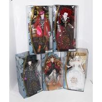 Colección Muñecas Alicia Atraves Del Espejo Disney Store