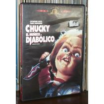 Chucky El Muñeco Diabolico Dvd