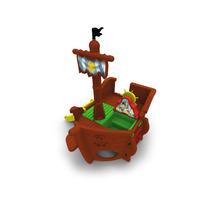 Playground Xalingo Navio Jake Os Piratas Da Terra Do Nunca