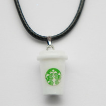 Collar Café Starbucks Kawaii