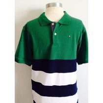 Camisa Polo Tommy Hilfiger Masculino Tamanho Xl20 Teen