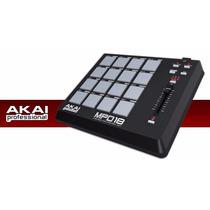 Akai Mpd18 Pad Controladora Midi Usb Na Loja Oficial Akai