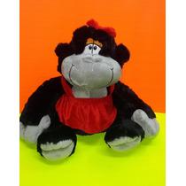 Peluche Gorila Simona Grande 55 Cm