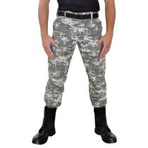 Calça Camuflada Digital Army Combat Bravo 36-46