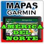 Ultimos Mapas Eeuu Usa Mexico Norte America Tarj Mem 2016