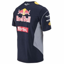 Blusa Moletom Red Bull Azul Marinho Racing
