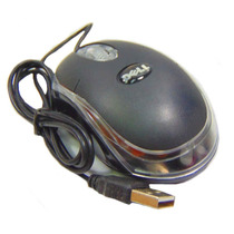 Mouse Optico Puerto Usb 800 Dpi Iluminado Usb Pc Laptop