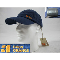 Padrisima Gorra Hugo Boss Orange(forcano Hat) 100% Original