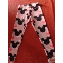 Calzas Nenas Disney, Estrellas, Comic Diseños Personalizados