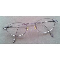 Lentes Vintage Kenneth Cole, Gafas Oval John Lennon