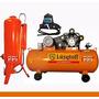 Arenadora 70kg + Compresor 4 Hp X 200 Litros Tricilind Moron
