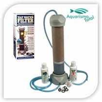 Api Tap Water Filtro Deionizador P/ Aquário Agua De Torneira