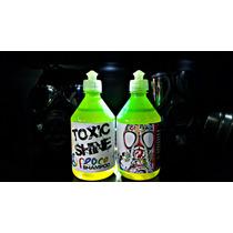 Shampoo Peace Toxic Shine (espuma Verde)