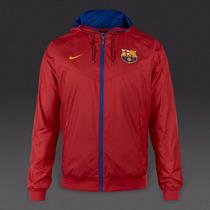 Campera Nike Windrunner Barcelona 16/17 Original Rompe Imp