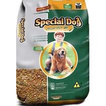 Ração Special Dog Premium Dog Júnior - 10g- Vegetais+brinde