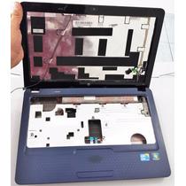 Carcaça Completa Notebook Hp G42 G42-340br Azul Marinho