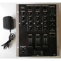 Mezclador Profesional Dj Mixer Gemini Ps-626x, Perfecto.