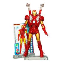 Marvel Avengers, Iron Man 2, Mark Iii, 03 Con Armadura