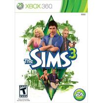 The Sims 3 Xbox 360 Nuevo Blakhelmet E