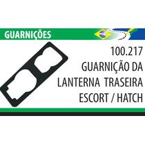 Guarnição Acabamento Lanterna Traseira Escort / Hatch