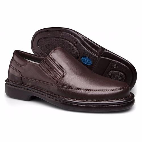 38b92bfe6 Sapato Feminino Masculino Comfort Relax Do 37 Ao 47 Promoção - R ...