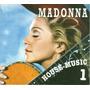 Madonna-cd House Music 10 Remixes Europeo Nuevo Cerrado