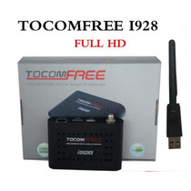 Tocomfree I928 Mini Receptor Tv Satelital Gratis Fta Full Hd