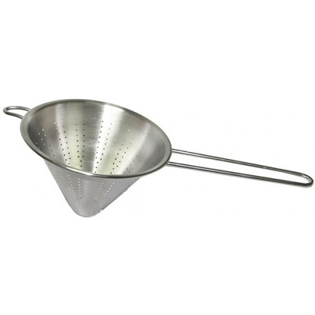 Colador conico chino acero inoxidable cocina 20 cms for Bazar del cocinero