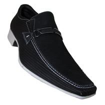 Sapato Jota Pe 14256 Indigo Blue Preto .perfeito Para Seus P