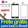 Tela Touch Lg L9 Optimus L9 P768 P765 P760 Vidro + Garantia!