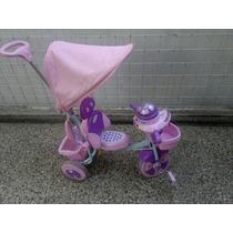 Triciclo Para Bebes Con Luz Y Musica