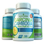 Garcinia Cambogia 1400mg 80%hca 180caps Para 90 Días
