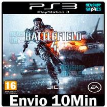 Battlefield 4 Bf 4 Ps3 Português Pt-br Dublado Playstation 3