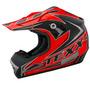 Capacete Moto Cross Trilha Speed Mud Mormai Fox Ls2 Texx Asw