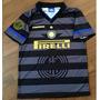 Camisetas Inter De Milán 1998 Copa Uefa Zamorano Ronaldo
