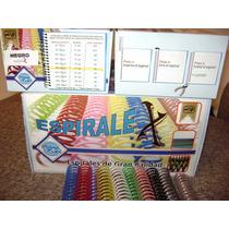 Espiralex Plastico,promocion Engargolar,$660.00 Por Jumbo