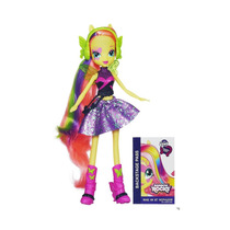 Boneca Fluttershy My Little Pony Equestria Girls - Hasbro