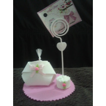 10 Lembrancinhas Chá Fralda/bebê/nascimento