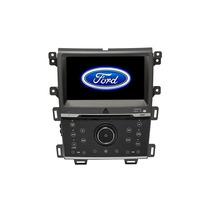 Kit Central Multimidia Dvd Gps Ford Edge 2013 Samsung Aikon