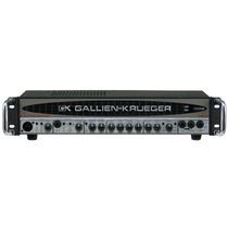 Cabezal Para Bajo Gallien Krueger Rb 700 Bi Amplificado
