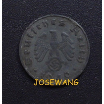 10 Reichspfenning . Moneda De Alemana Del Año1940 E