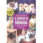 Libro Gato Sagrado De Birmania Editorial Hispano Europea