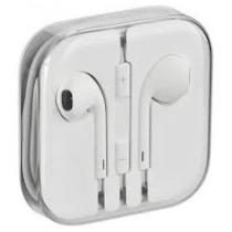 Manos Libre Earpods Iphone 4 5 6 Microfono Control + Regalo